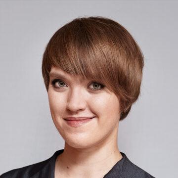 Portrait of Nataliya Kosmyna