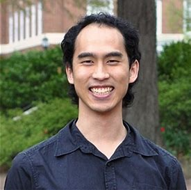 Portrait of Nicholas Huang