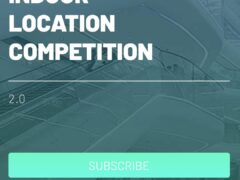 Indoor Location Competition 2.0