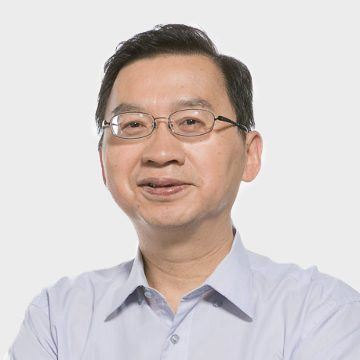 Portrait of Ming Zhou