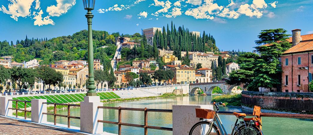 Photo of Verona in Italy