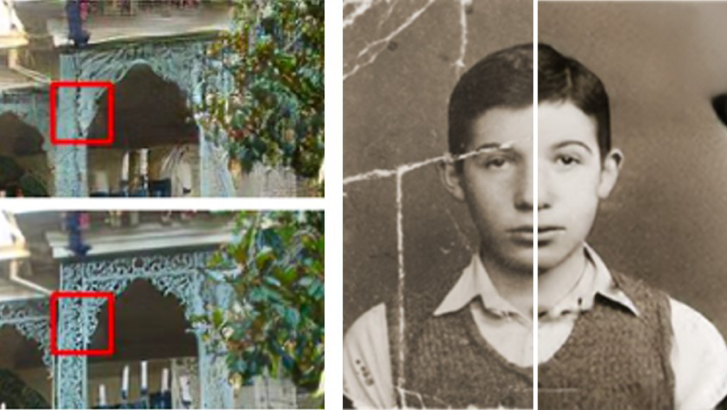 Enhancing your photos through artificial intelligence