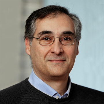 Portrait of Gustavo Alonso