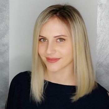 Portrait of Kristina Gligoric