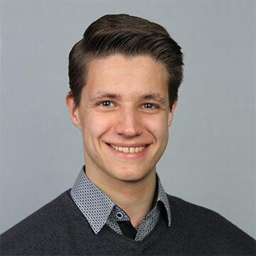 Portrait of Lukas Schmid