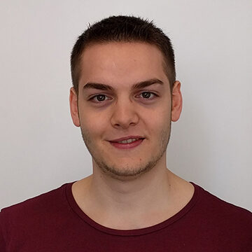 Portrait of Simon Zimmermann