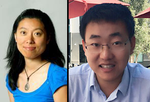 Dawn Song and Peng Gao from UC Berkley