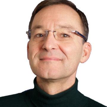 Portrait of Stephan Merz