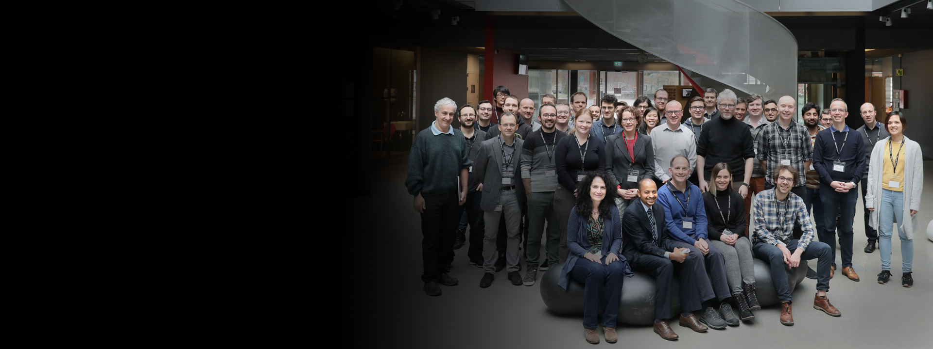 members of the Swiss JRC between Microsoft, ETH Zurich, and EPFL