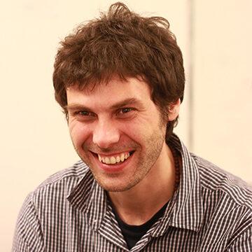 Portrait of Josef Sivic