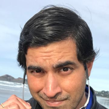 Portrait of Abhishek Udupa