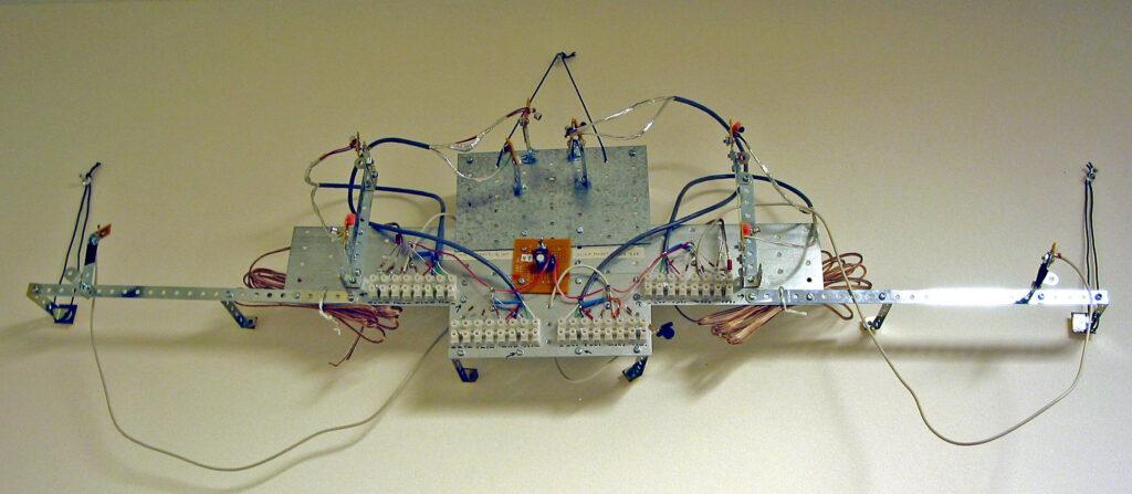 audio and acoustics: prototype of microphone array