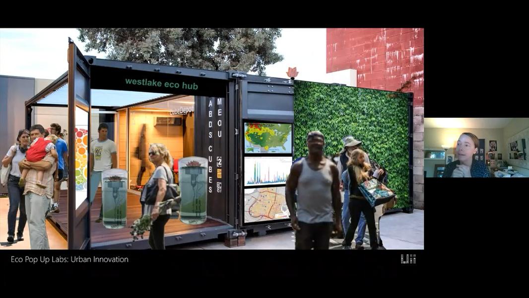 Microsoft Urban Futures Summer Workshop: Day 3