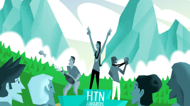 HTN awards graphic