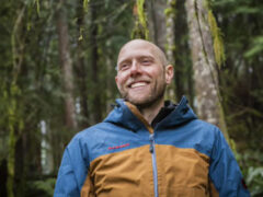 Growing up off the grid paved the way for Microsoft's first Chief Environmental Officer