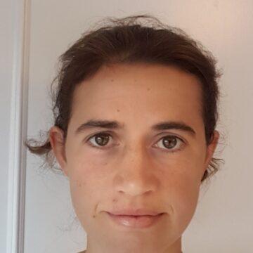 Portrait of Sarah Lewis