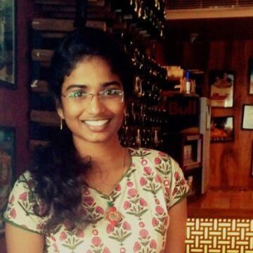 Portrait of Soujanya Ponnapalli