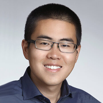 Portrait of Ce Zhang