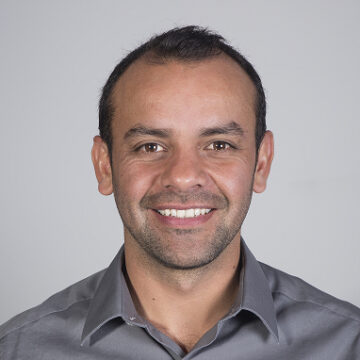 Portrait of Cesar Cadena