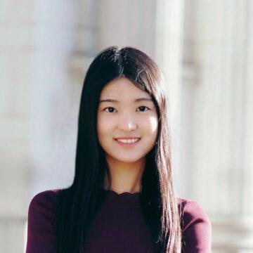 Portrait of Xin Wang