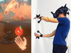 Haptic Controllers: How Microsoft is making virtual reality tangible
