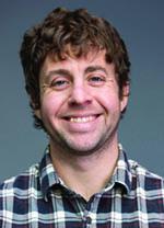 2020 Faculty Fellow: Aaron Sidford