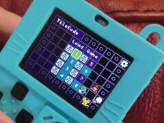 From player to creator: Designing video games on gaming handhelds with Microsoft TileCode