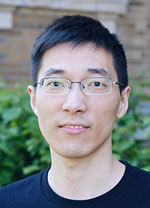 2021 PhD Fellowship recipient: Bin Yang