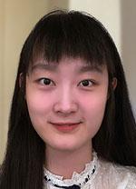 2021 PhD Fellowship recipient: Jiaxin Huang