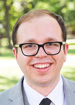 2021 PhD Fellowship recipient: Jordan Henkel