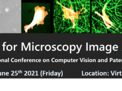 Chair, 6th IEEE Workshop on Computer Vision for Microscopy Image Analysis (CVMI'2021)