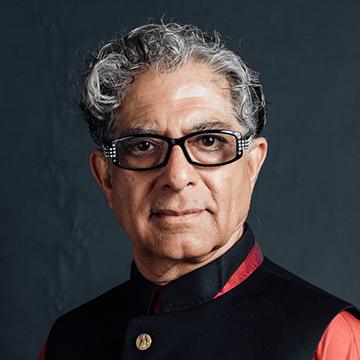 Portrait of Deepak Chopra