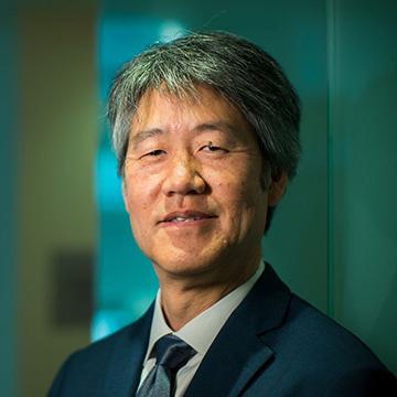 Portrait of Peter Lee