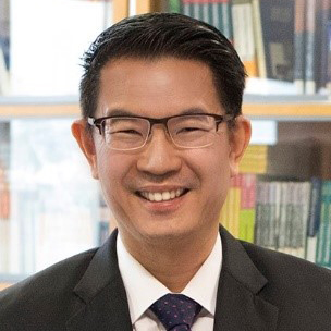 Portrait of John Lim