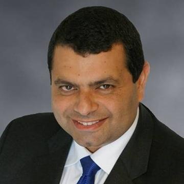 Portrait of Ash Shehata