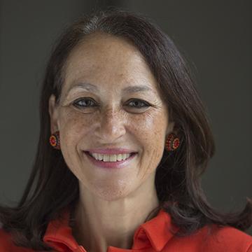 Portrait of Peggy Hamburg