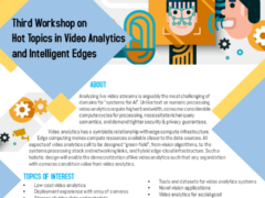 The 3rd Workshop on Hot Topics in Video Analytics and Intelligent Edges (ACM HotEdgeVideo'21)