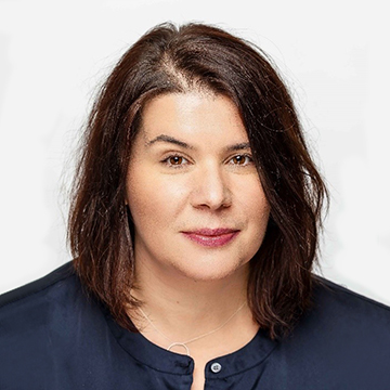 Portrait of Niki Lyberis