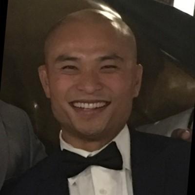Portrait of Phong Mai