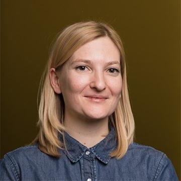 Portrait of Katja Kevic