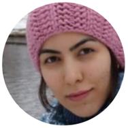 Portrait of Marjan Momtazpour