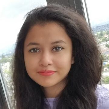 Portrait of Syeda Persia Aziz