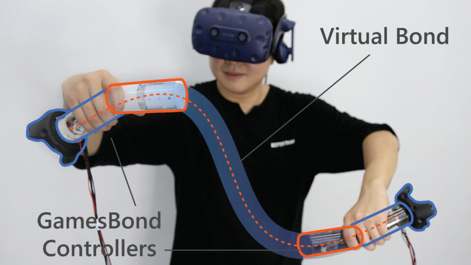 GamesBond VR Prototype