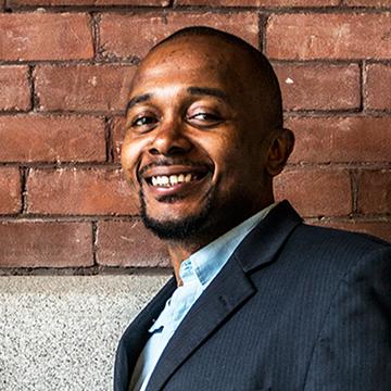 Portrait of C. Brandon Ogbunu