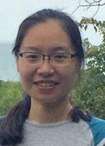 2021 Dissertation Grant recipient: Chengcheng Wan