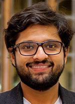 2021 Dissertation Grant recipient: Dhruv DJ Jain