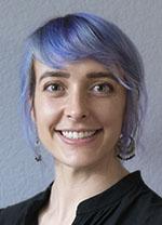 2021 Dissertation Grant recipient: Haley Adams