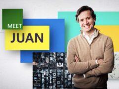 Humans and AI: Meet Juan Lavista Ferres