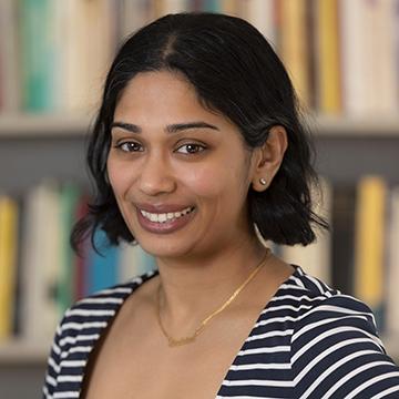 Portrait of Sohini Ramachandran