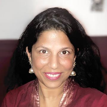 Portrait of Sareeta Amrute